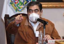 Puebla, Miguel Barbosa, Gobierno del Estado, vacunación, Covid, pandemia